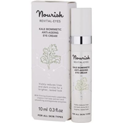 Nourish London Revital Eyes Eye Cream - 10ml
