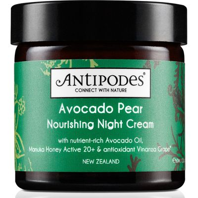 Antipodes Avocado Pear Night Cream Moisturiser - 60ml