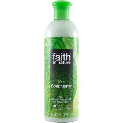 Faith in Nature Conditioner - Mint - 400ml