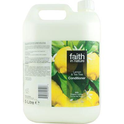 Faith in Nature Conditioner - Lemon & Tea Tree - 5L