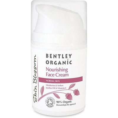 Bentley Organic Skin Blossom Nourishing Face Cream - 50ml