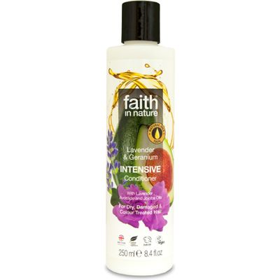 Faith in Nature Intensive Conditioner - Lavender & Geranium - 250ml