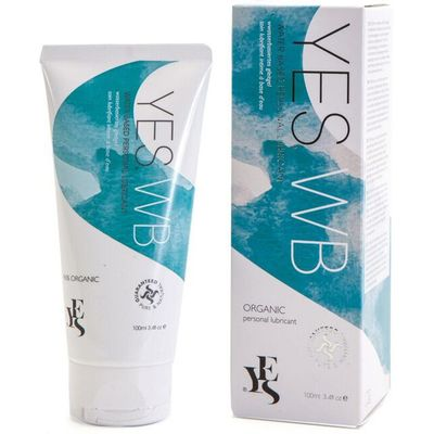 Yes Intimate Water-Based Organic Lubricant - 100ml
