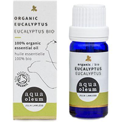 Aqua Oleum Organic Eucalyptus Essential Oil 10 ml