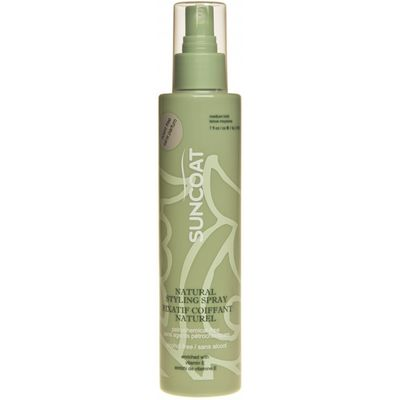 Suncoat Hair Spray - Fragrance Free - 210ml