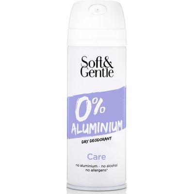 Soft & Gentle Aluminium-Free Deodorant - Care - 150ml