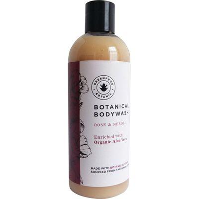 Greenfrog Botanic Bodywash - Neroli & Rose - 300ml