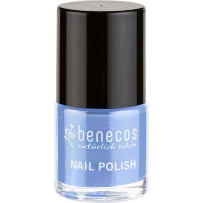 Benecos Nail Polish - Blue Sky - 9ml