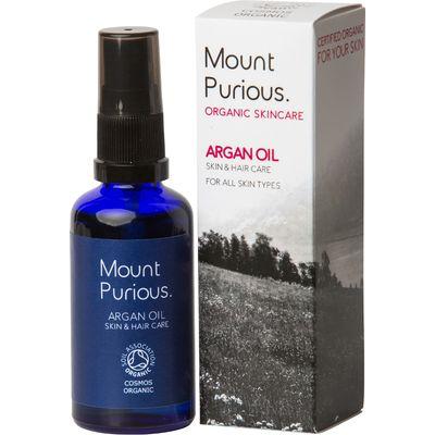 Mount Purious Argan Oil Skin & Haircare - 50ml