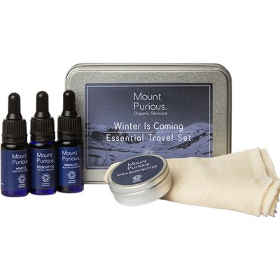 Mount Purious 'Winter is Coming' Essential Travel Gift Set