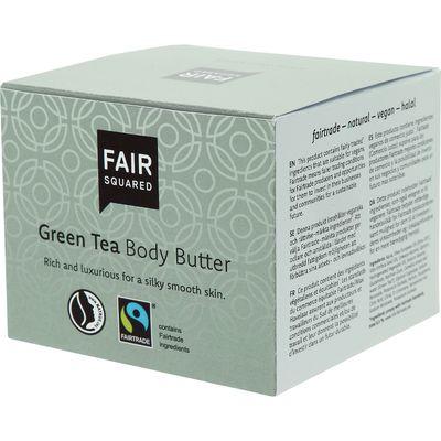 Fair Squared Body Butter - Green Tea - 150ml
