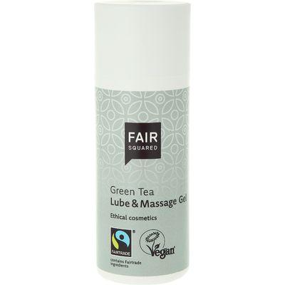 Fair Squared Lubricant & Massage Gel - Green Tea - 150ml