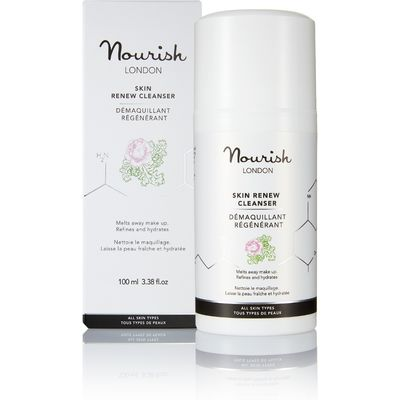 Nourish London Skin Renew Cleanser - 100ml