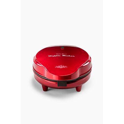 5060106322388   GOURMET GADGETRY WAFFLE MAKER Xs14 Retro Diner Waffle Maker Metallic Red Store