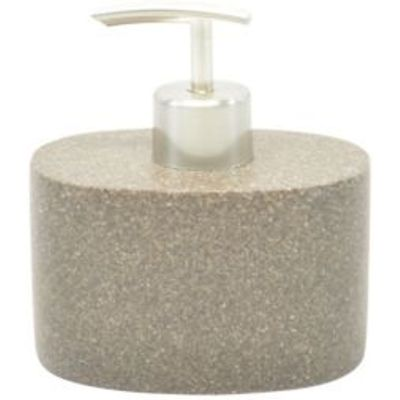 05340767 | Cooke   Lewis Brown Stone Effect Soap Dispenser Store