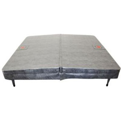 0700697209648 | Canadian Spa Company Square Grey Cover   L 2430mm  W 2430 mm Store