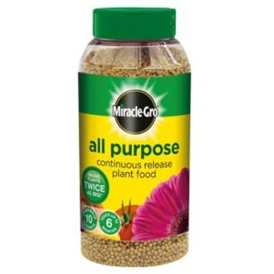 5010272087246 | Miracle Gro All Purpose Continuous Release Plant Food 1kg Store