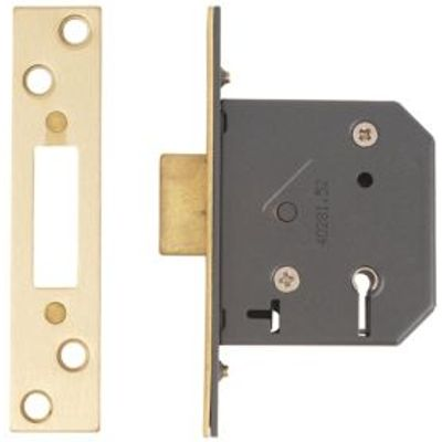 5010609286625 | Yale 64mm 5 Lever Mortice Deadlock Store