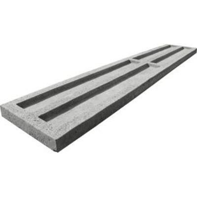 5019063110385 | Concrete Gravel Board  L 1 83m  W 150mm  T 50mm Store