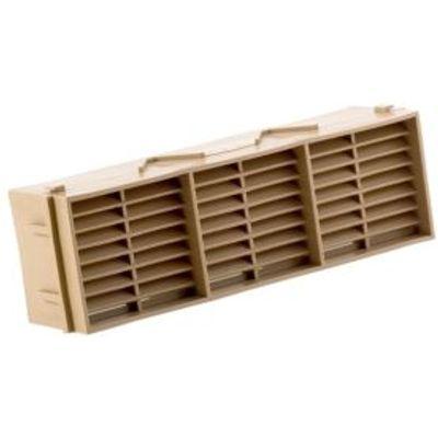 5020953931072 | Manrose Beige Brick Vent  H 76mm  W 229mm Store