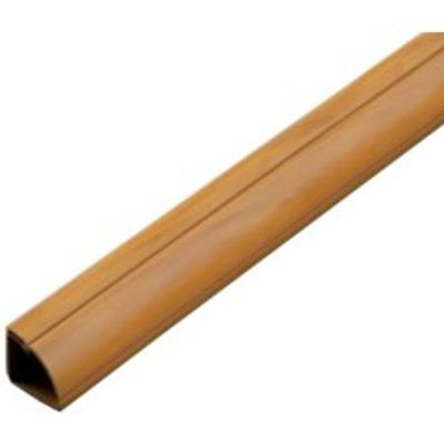 5060125594681 | D Line 22mm x 2m Wood Effect Trunking Store