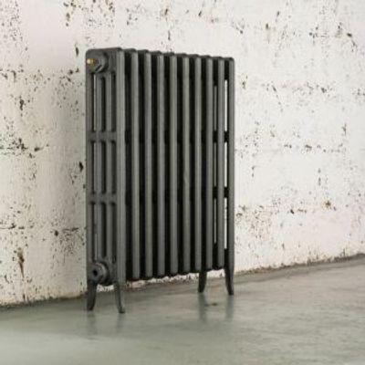 5060401420246   Arroll Neo Classic 4 Cast Iron Column Radiator  Cast Grey  W 754 mm  H 760 mm Store