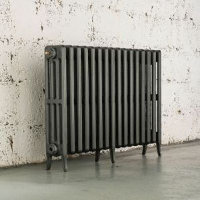 5060401420499 | Arroll Neo Classic 4 Cast Iron Column Radiator  Cast Grey  W 874 mm  H 660 mm Store