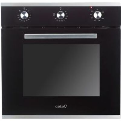 8422248604574 | Cata OVG60SS Black Gas Single Oven Store