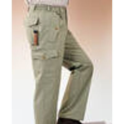 Work Trousers, olive, in various sizes