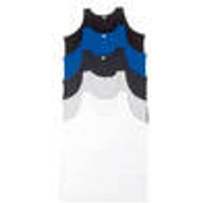 Muscle Shirt, assorted colours, in various sizes