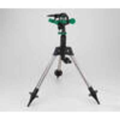 Impact Sprinkler with Tripod, range up to 20 m