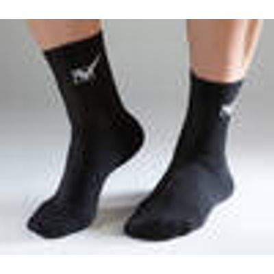 Socks for sport and leisure 10-pack, colour black, size 6/8