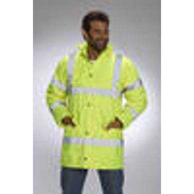 Winter High Visibility Jackets in various sizes and colours