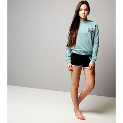 Teens Mint Green Sleep Sqaud Pyjama Set
