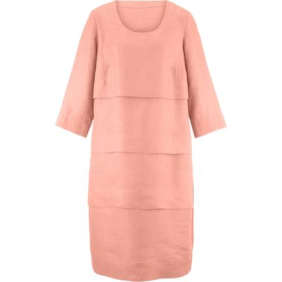 Dress Anna Aura orange