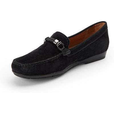 Moccasins Wirth black