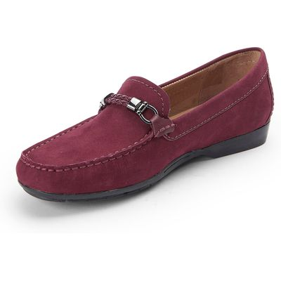 Moccasins Wirth red