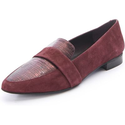 Loafers Scarpio red