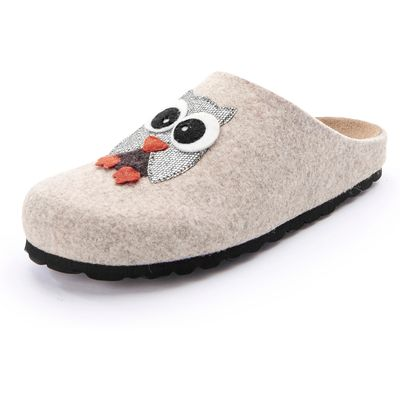 Slippers Peter Hahn beige