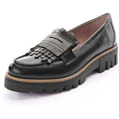 Loafers Scarpio black