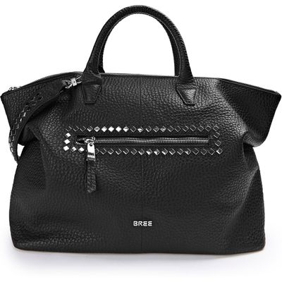 Icon Bag made 100% leather Bree black