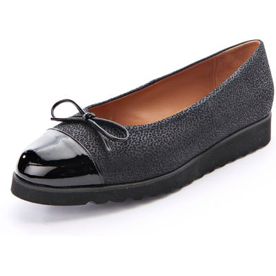 Ballerina pumps Scarpio black