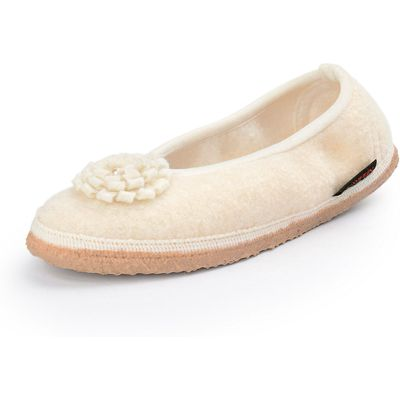 Ballerina pumps from Giesswein beige