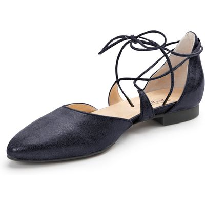 Ballerina pumps Paul Green blue