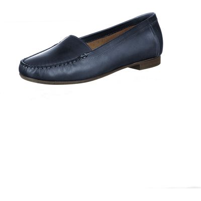 """Moccasins """"Zilly""""  Sioux blue"""