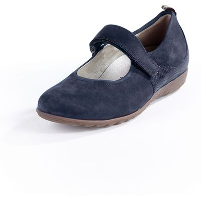 Ballerina pumps Hesima Waldläufer blue