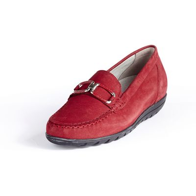 Moccasins from Waldläufer red
