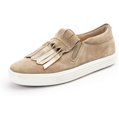 Loafers Town from Kennel & Schmenger beige