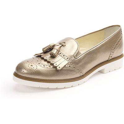 Loafers Peter Hahn exquisit beige