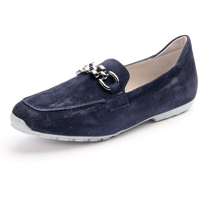 Loafers Scarpio blue